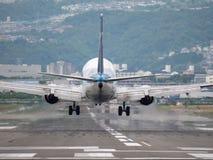 Aeroporto di Itami nel Giappone immagine stock libera da diritti