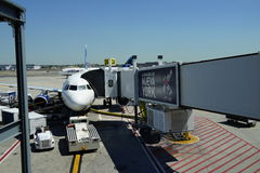Aeroporto 12 di JFK Immagine Stock