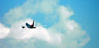 Aeroporto di Kathmandu Fotografie Stock Libere da Diritti