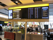 Aeroporto di Londra Heathrow immagine stock