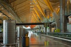 Aeroporto di Madrid Barajas Immagine Stock Libera da Diritti