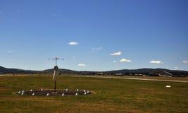 Aeroporto di Melbourne Fotografia Stock