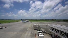Aeroporto di Miyako video d archivio