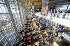 Aeroporto di Oslo Fotografia Stock