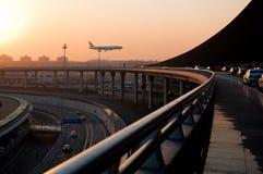 Aeroporto di Pékin Immagini Stock Libere da Diritti