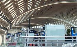 Aeroporto di Parigi Immagini Stock