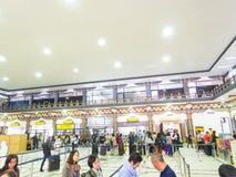 Aeroporto di Paro nel Bhutan Fotografie Stock Libere da Diritti