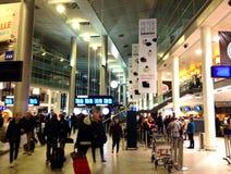Aeroporto di progettazione di Copenhaghen fotografia stock libera da diritti