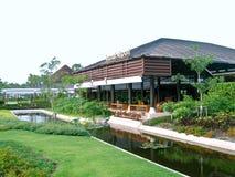 Aeroporto di Samui del KOH, Tailandia Immagini Stock