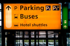 Aeroporto di Schiphol Immagini Stock