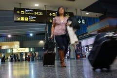 Aeroporto di Valencia, Spagna immagine stock libera da diritti
