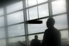 Aeroporto do curso Foto de Stock