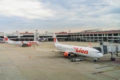 Aeroporto do mueang de Don foto de stock royalty free