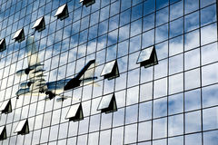 Aeroporto do negócio Fotos de Stock