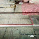 Aeroporto Ground Fotografia Stock