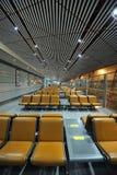 Aeroporto internacional de capital de Beijing Imagens de Stock Royalty Free
