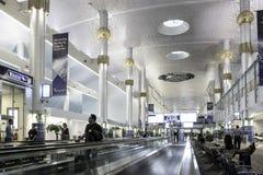 Aeroporto internacional de Dubai Imagens de Stock Royalty Free