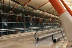 Aeroporto internacional de Madrid Barajas - LOUCO Fotos de Stock