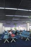 Aeroporto internacional de Mandalay Imagem de Stock Royalty Free