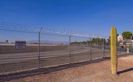 Aeroporto internacional de Mc Carran em Las Vegas - LAS VEGAS - NEVADA - 12 de outubro de 2017 Imagens de Stock Royalty Free