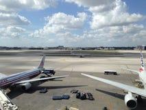 Aeroporto internacional de Miami Fotografia de Stock