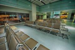 Aeroporto internacional de Nangchang Changbei foto de stock royalty free