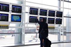Aeroporto internacional de Newark Imagens de Stock Royalty Free