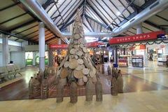 Aeroporto internacional de Siem Reap Imagens de Stock