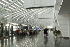 Aeroporto internacional de Taipei Foto de Stock Royalty Free