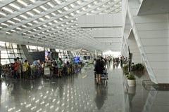 Aeroporto internacional de Taipei Imagem de Stock Royalty Free