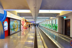 Aeroporto internacional de Taipei Imagens de Stock Royalty Free
