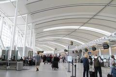 Aeroporto internacional de Toronto Lester B. Pearson fotografia de stock