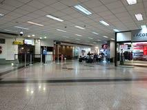 Aeroporto internacional do ³ n de Asuncià em Paraguai imagens de stock