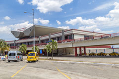Aeroporto internacional Jose Marti Havana, Cuba Imagens de Stock Royalty Free