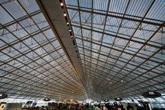 Aeroporto internazionale del Charles de Gaulle Immagine Stock Libera da Diritti