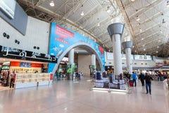 Aeroporto internazionale del Kuwait Fotografie Stock