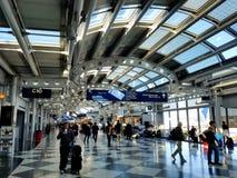 Aeroporto internazionale della lepre del ` di Chicago O Fotografia Stock