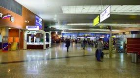 Aeroporto internazionale dello Sheremetyevo Fotografia Stock Libera da Diritti