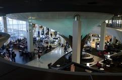 Aeroporto internazionale di Auckland Fotografie Stock