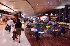 Aeroporto internazionale di Auckland Immagini Stock Libere da Diritti