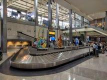 Aeroporto internazionale di Austin immagini stock libere da diritti