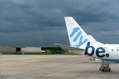 Aeroporto internazionale di Birmingham Fotografie Stock