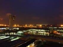 Aeroporto internazionale di Filadelfia Immagine Stock