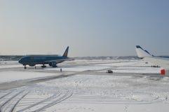 Aeroporto internazionale di Incheon Fotografia Stock Libera da Diritti