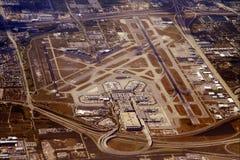 Aeroporto internazionale di Miami Fotografie Stock