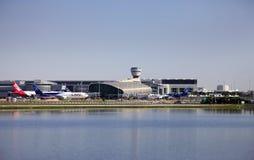 Aeroporto internazionale di Miami Immagini Stock Libere da Diritti