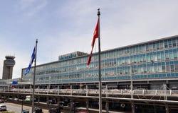 Aeroporto internazionale di Montreal immagine stock libera da diritti