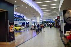 Aeroporto internazionale di Praga Fotografie Stock