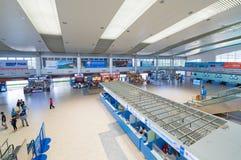 Aeroporto internazionale di Ranh della camma all'interno, il Vietnam Fotografie Stock