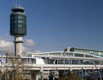 Aeroporto internazionale di Vancouver immagini stock